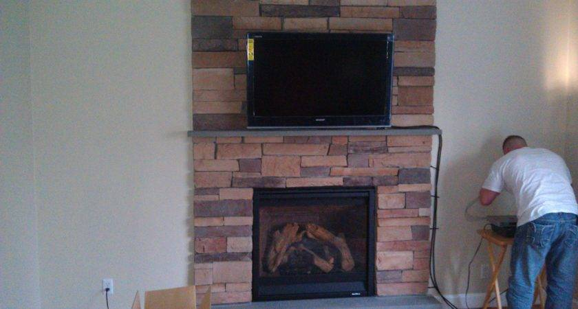 Mount Stone Fireplace Fireplaces