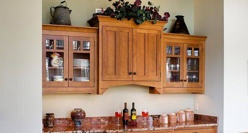 Mullet Cabinet Arts Crafts Dining Room