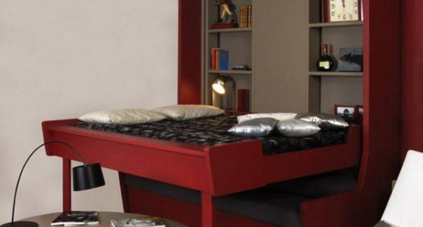 Multifunctional Furniture Can Serve Bed Sofa