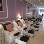 Nail Salon Interior Wall Colors Idea Joy Studio