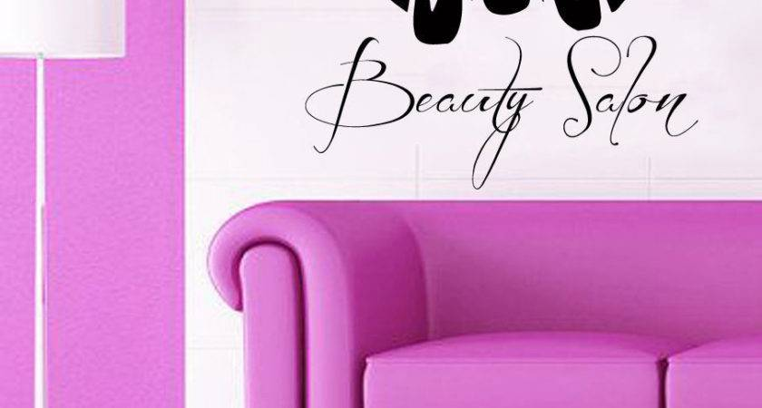Nail Sticker Decal Manicures Posters Vinyl Wall Art Decals