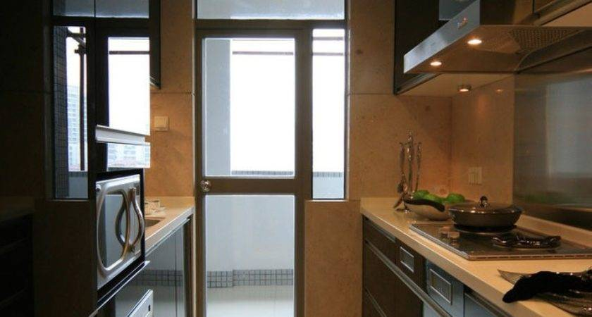 Narrow Kitchen Design Ideas Interior Designs