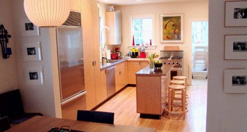 Narrow Kitchen Perfect Cabinet Organizers