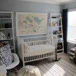 Nash Vintage Navy Nursery Project