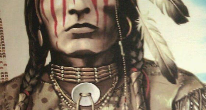 Native American Face Paint Pinterest Indian