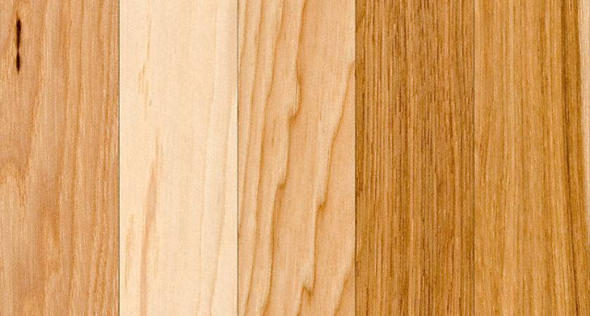 Natural Hickory Bellawood Lumber