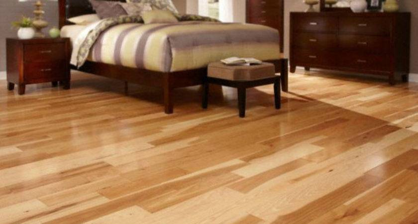 Natural Hickory Engineered Bellawood Hardwood