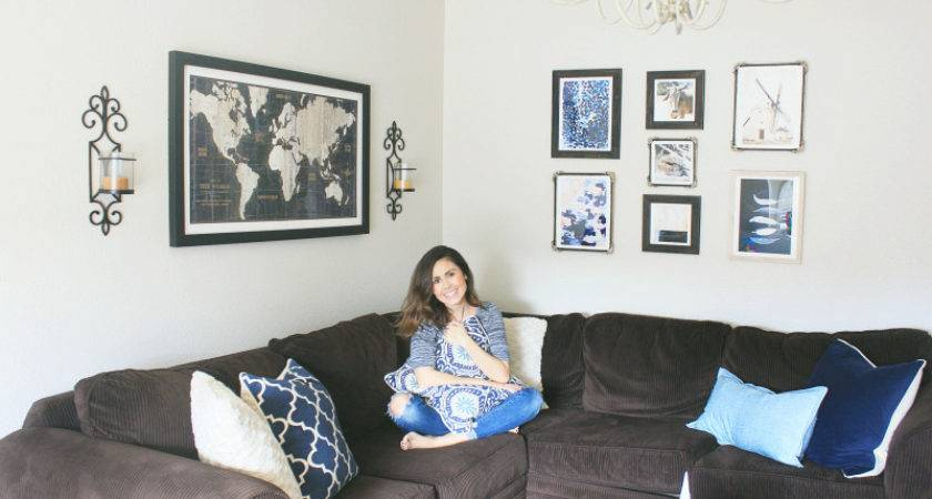 Navy Blue Teal Living Room Ideas Naptime Reviewer