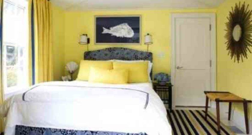 Navy Blue Yellow Bedroom Ideas Decor Ideasdecor