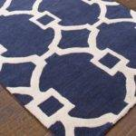 Navy White Chevron Rug Rugs Ideas