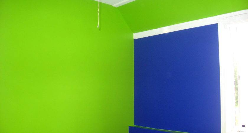 Neon Green Wall Paint Perfect Ideas Your Home Dma Homes