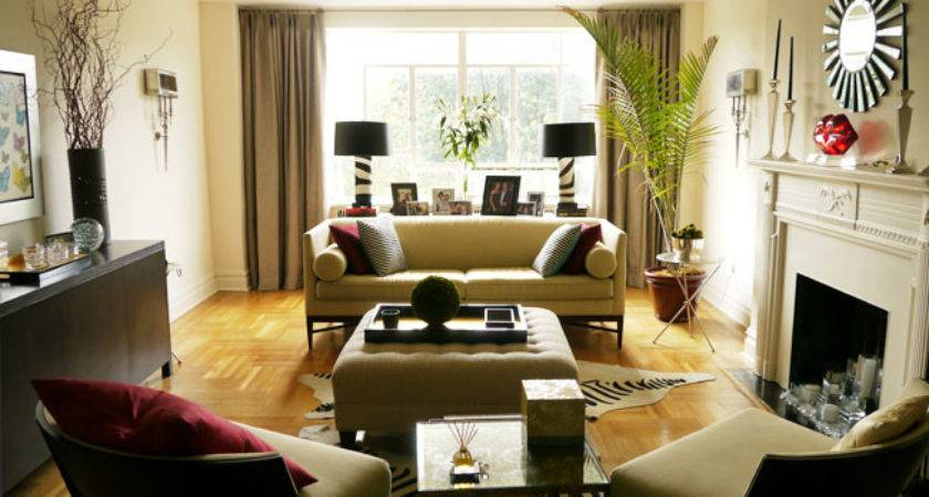 Neutral Living Room Decorating Ideas