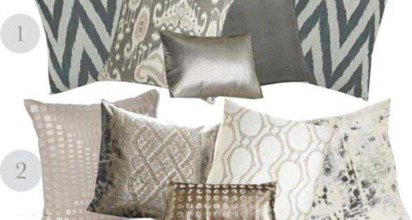 New Couch Pillow Recommendations Fashionable Hostess