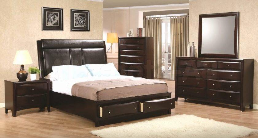New Dark Brown Bedroom Furniture Bedfordob
