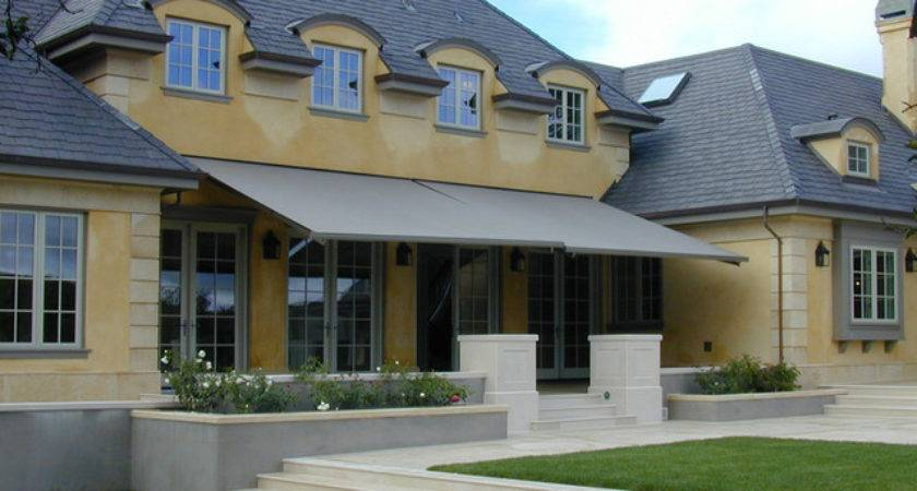 New French Style House Healdsburg Traditional