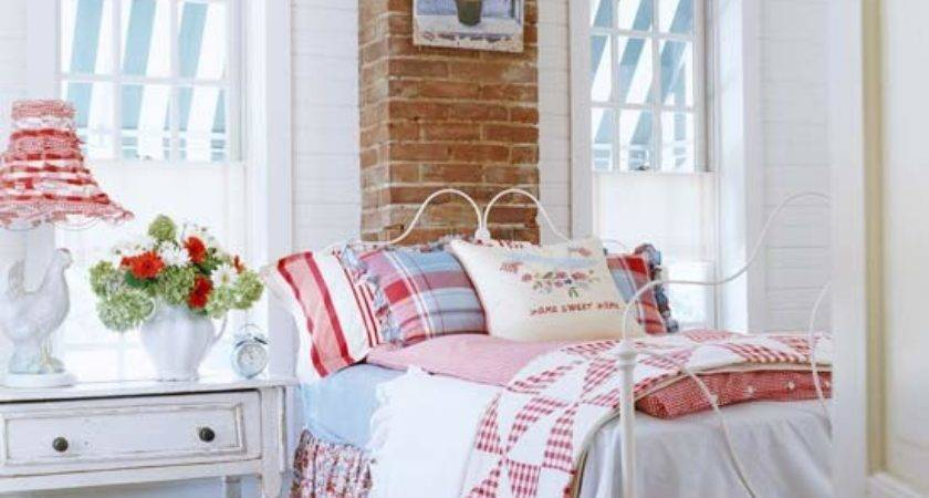 New Home Interior Design Cozy Cottage Style Bedrooms