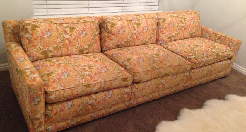 New Old Sofa Withheart