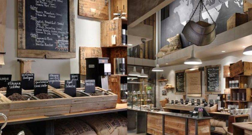 Nice Home Design Kitchen Coffee Shop Decor