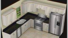 Nice Kitchen Cabinet Design Small Best