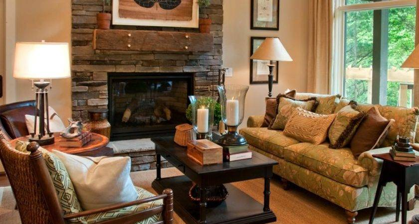 Nice Small Cabin Living Room Ideas Your Home