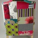 Nonsense Sensibility Summer Loving Patchwork Chairs
