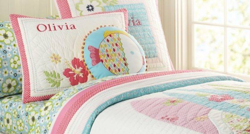 North Shore Quilted Bedding Pottery Barn Kids
