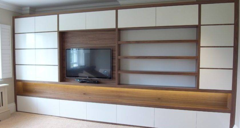 Northaw Contemporary Fitted Furniture