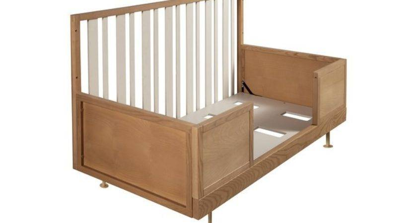 Nurseryworks Novella Convertible Crib Stained Ash