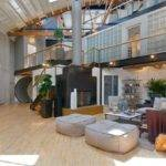 Old San Francisco Warehouse Converted Into