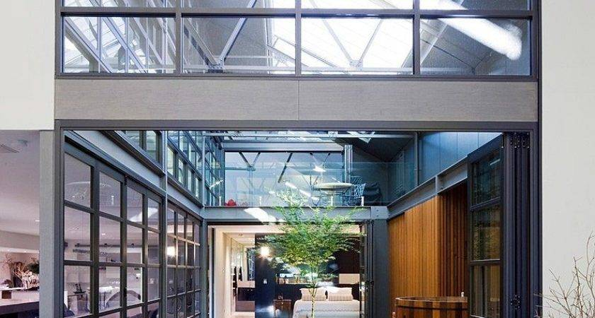 Old Warehouse Turned Into Home Corben Architects