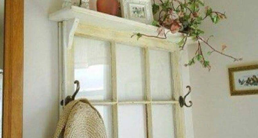 Old Window Ideas Modern Magazin Art Design Diy