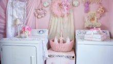 Olivia Romantic Home Shabby Chic Pink Laundry Room