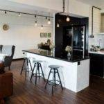 Open Concept Kitchen Designs Small Spaces