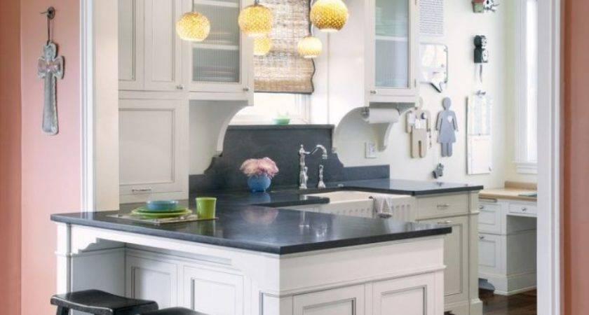 Open Kitchen Designs Small Spaces