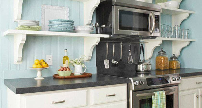 Open Kitchen Shelving Tips Inspiration