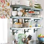 Open Shelving Kitchens Cottage Market