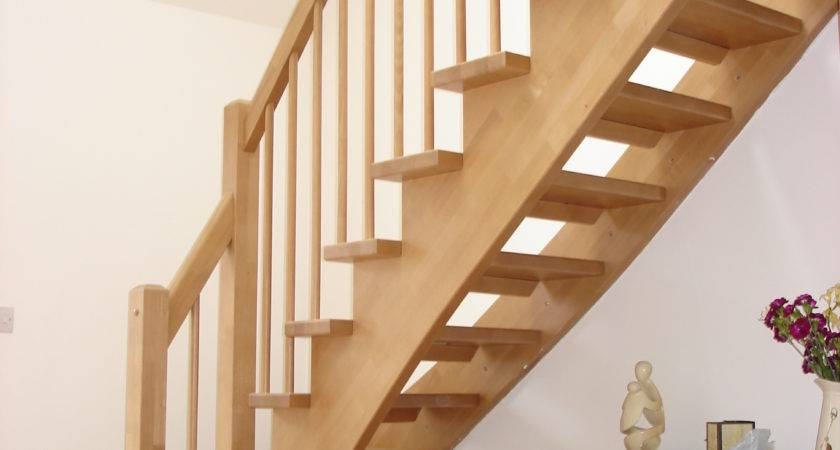 Open Timber Staircase Southampton Northtimber Stair Systems