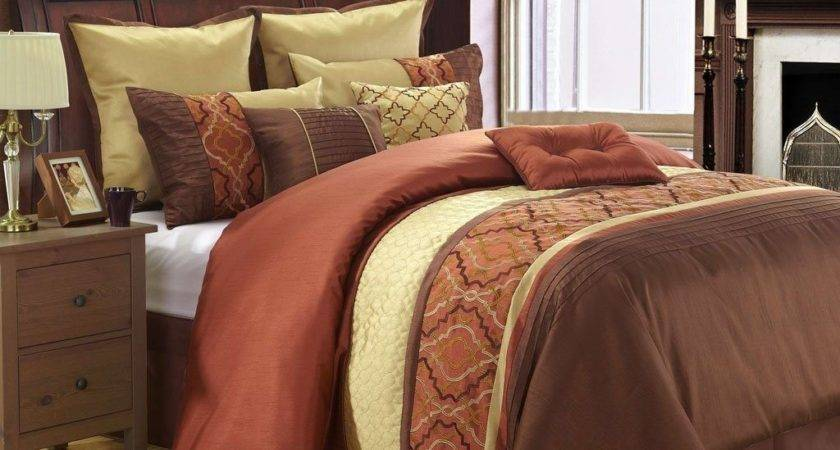 Orange Bedding Sets Has One Best Kind Other
