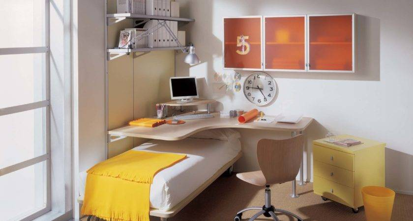 Orange Yellow Kids Room Stylehomes