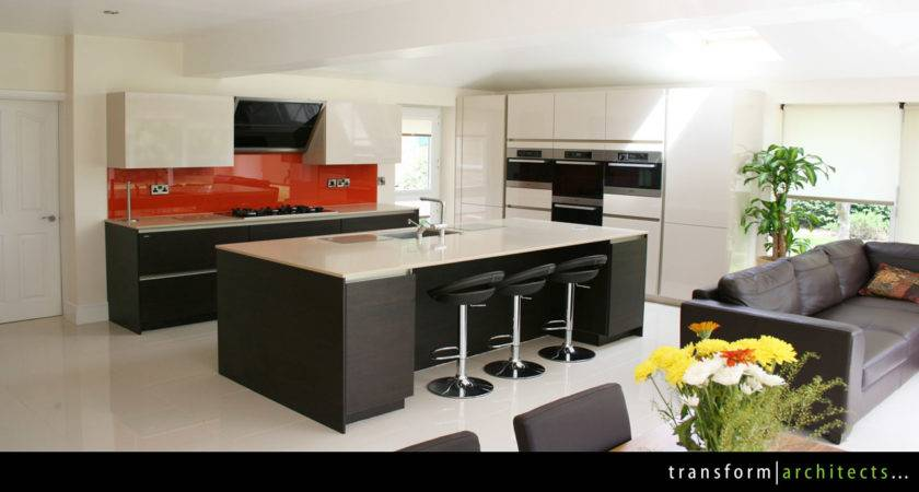 Original Open Plan Kitchen Ideas Small Spaces