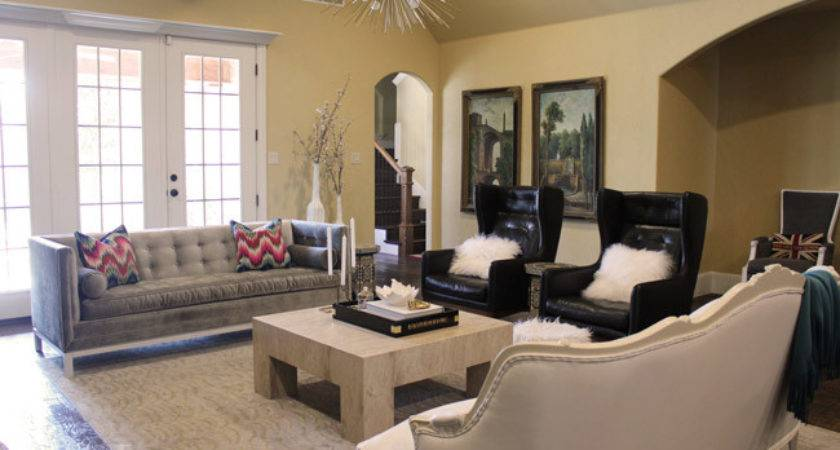 Our Eclectic Living Room Style Sam Dfw Fashion Blog