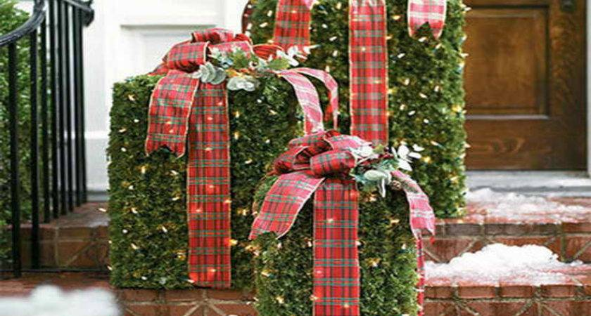 Outdoor Best Christmas Decorations