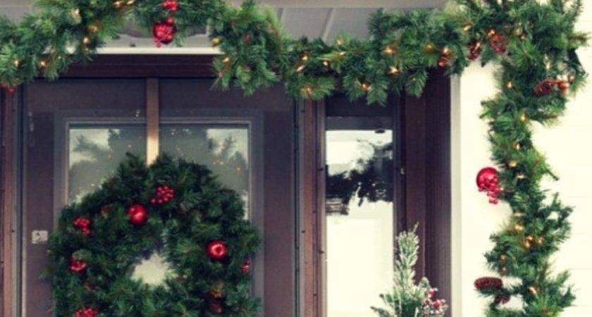 Outdoor Christmas Decoration Ideas Your Home