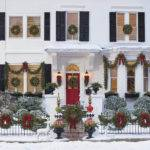 Outdoor Christmas Decorations Furnititure