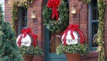 Outdoor Decorating Ideas Christmas Decorazilla