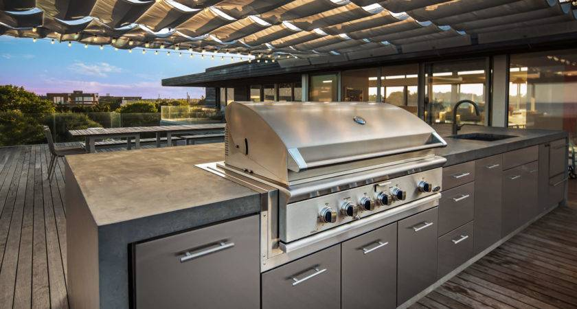 Outdoor Grill Kitchen Design Fabulous Home