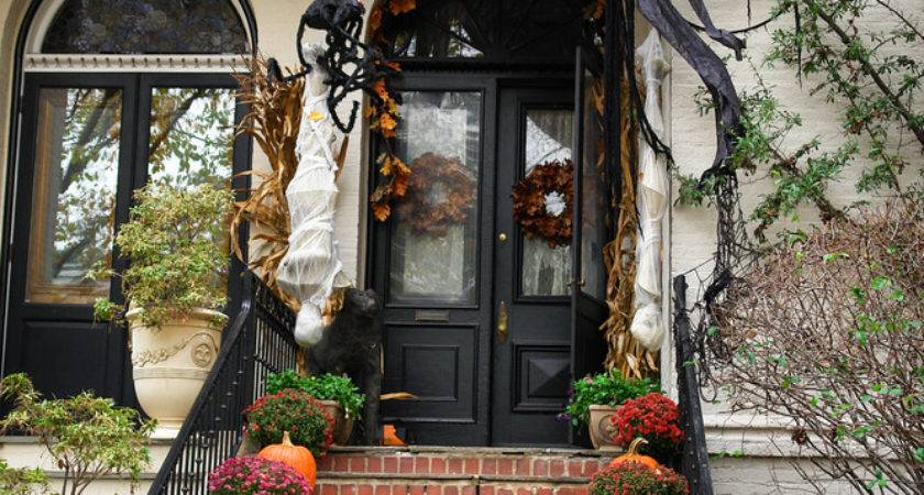 Outdoor Halloween Decorations Ideas Magment