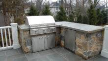 Outdoor Kitchen Bbq Cording Landscape Design