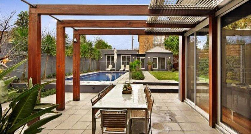 Outdoor Living Design Pergola Real Australian