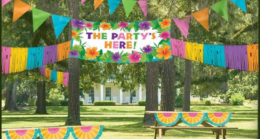 Outdoor Party Decoration Ideas Dream House Experience